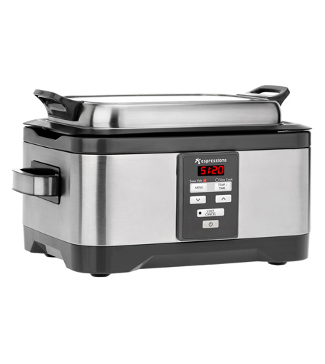 DUO-Sous-Vide-&-Slowcooker-Espressions