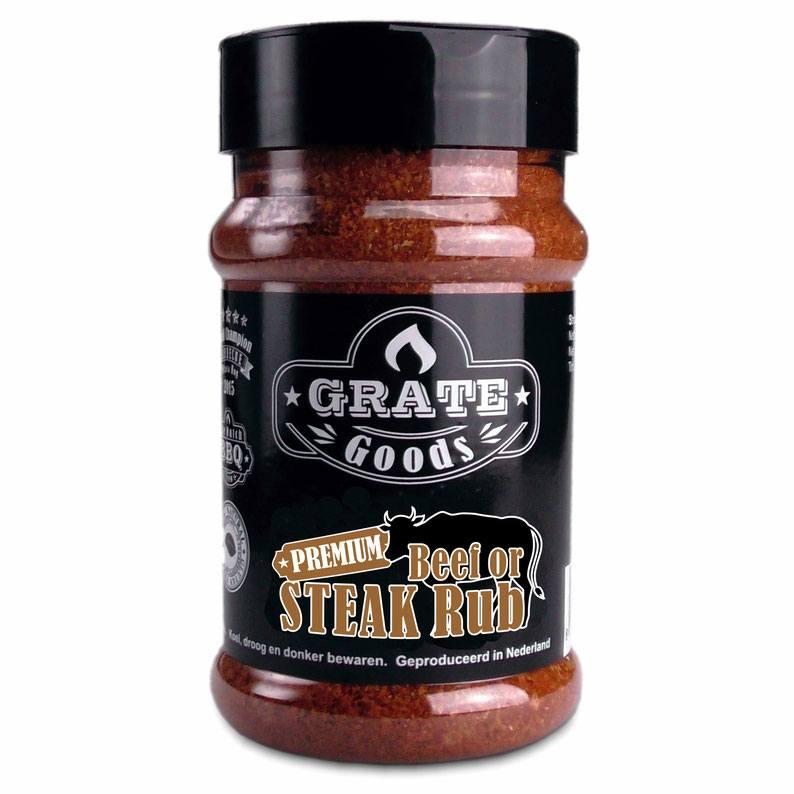 Premium Beef or Steak Rub