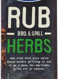 Santa Maria BBQ Rub Herbs 580gr