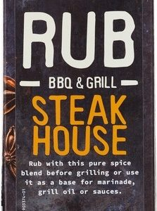 Santa Maria BBQ Rub Steakhouse 565gr