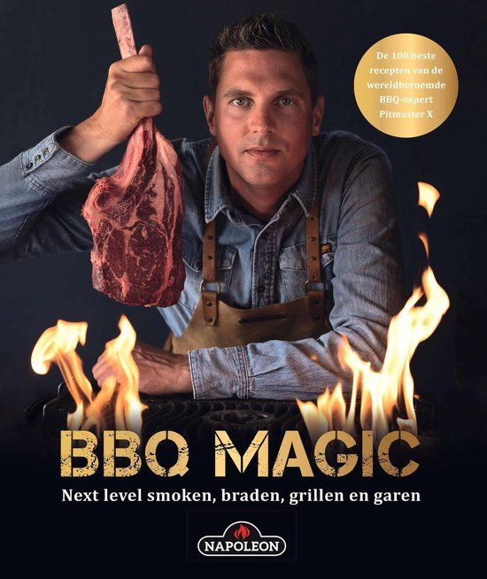 BBQ Magic - Pitmaster X (Roel Westra)