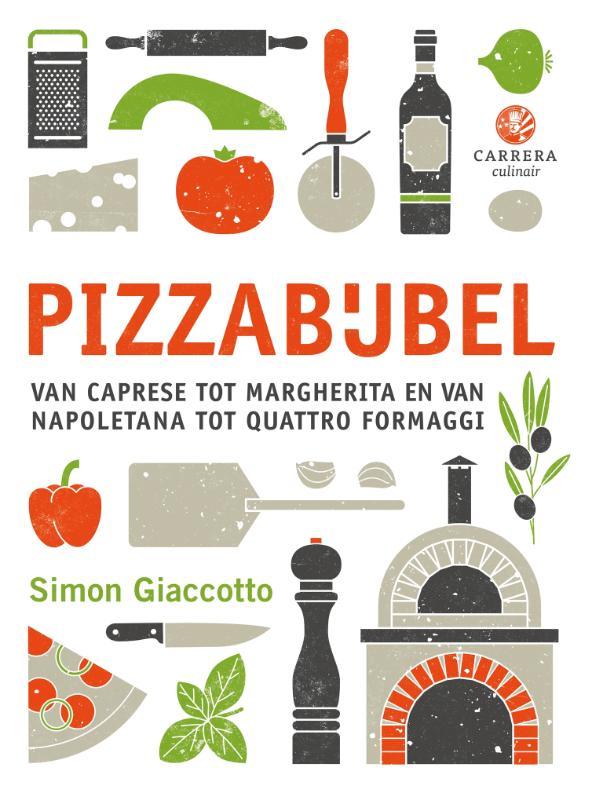 Pizzabijbel - Simon Giaccatto