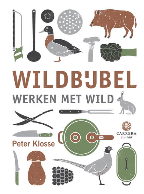 Wildbijbel - Peter Klosse