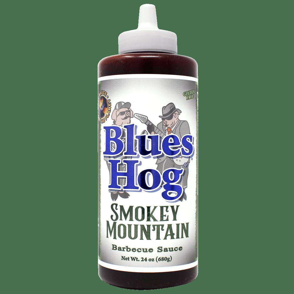 Blues Hog Smokey Mountain Squeeze Bottle (knijpfles)