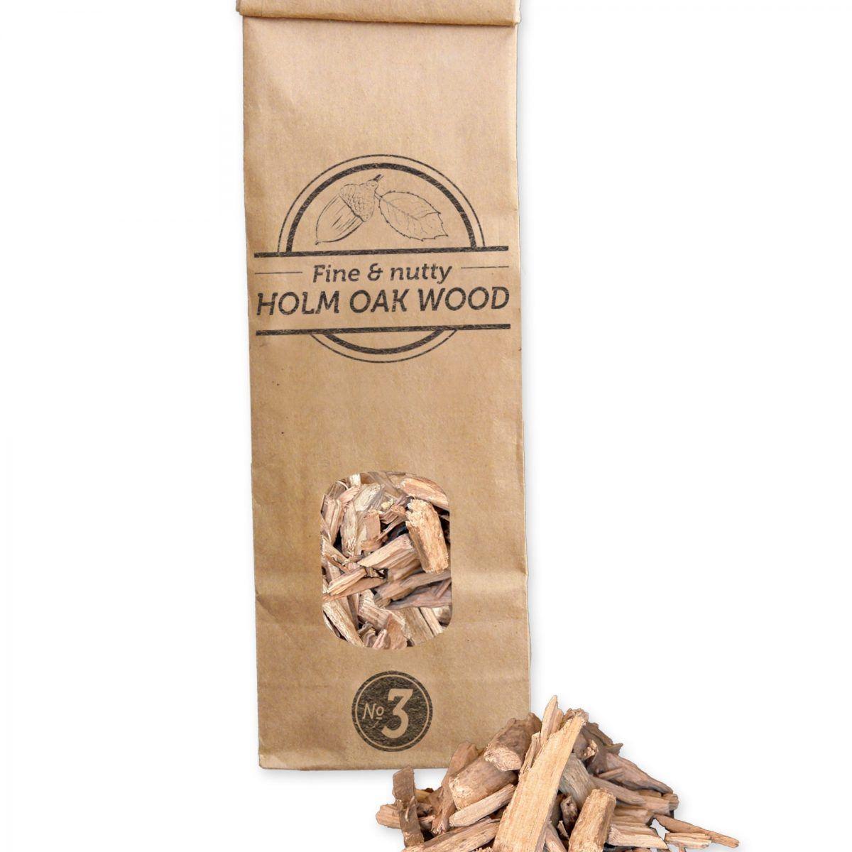 Rooksnippers nr.3 500 ml steeneik Smokey Olive Wood